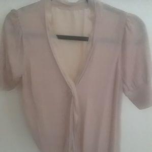 Non Brand Tops - Silk & Rayon Material Cover Top